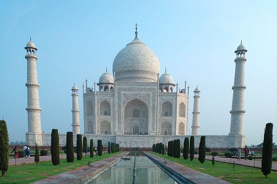 Tour Privado Tajmahal En Tren Superfast