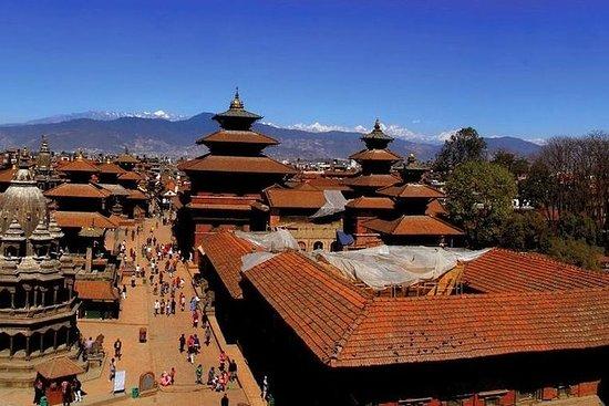 Kathmandu Heritage Day Tour med buss