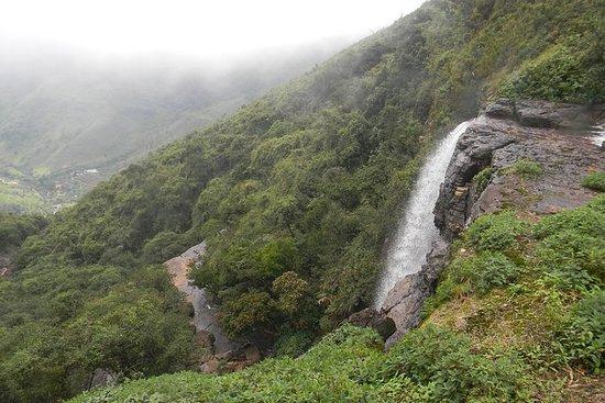 Waterfall Trekking in Knuckles...