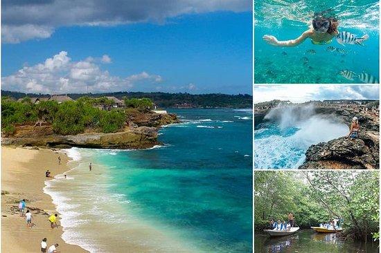 日帰り旅行:レンボンガン島