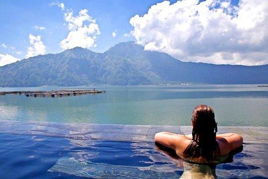 Excursion lac et volcan d'Ubud et...