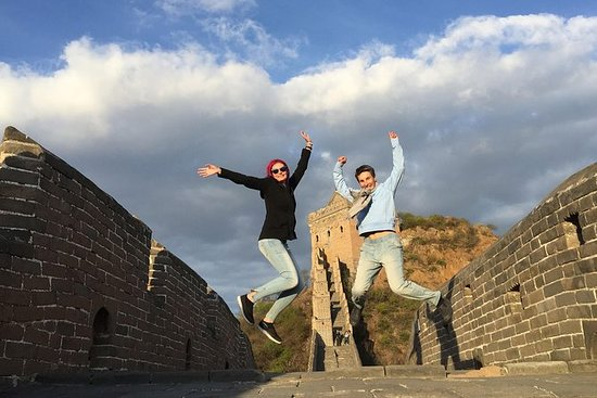 Beijing Great Wall Trip med Tianjin...