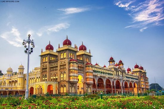Excursão privada de Mysore de Bangalore...