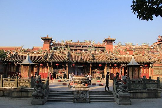 Private Quanzhou City Highlights Sightseeing Day Trip from Xiamen