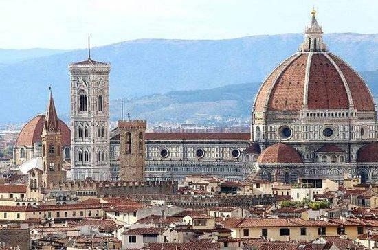 Lille-gruppe heldagsrejse til Firenze...