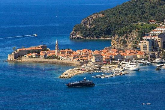 Visite privée: Perast, Budva, Sveti...