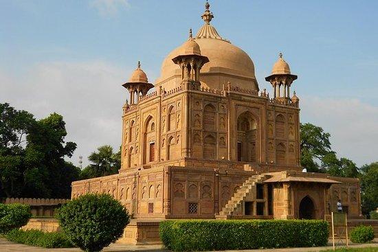 Excursão privada no dia a Allahabad...
