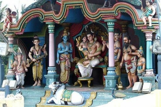 Tour to Swamimalai Murugan Temple...