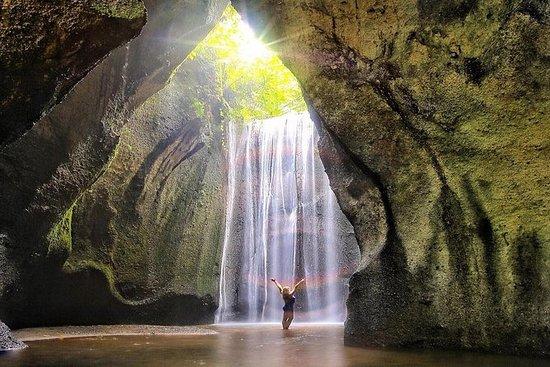 Melhor das Cachoeiras de Bali...