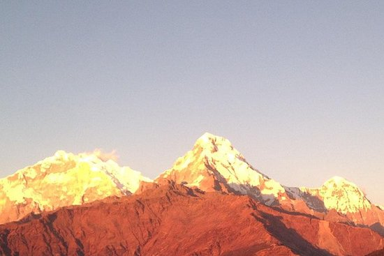 Sunrise Tour from Nagarkot over Mt...
