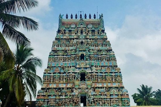 Tour to Navagraha Temples of Sun...