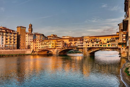 Florens och Pisa från La Spezia Port