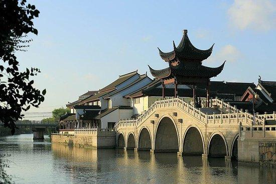 Klassisk Suzhou tur med hotell eller...