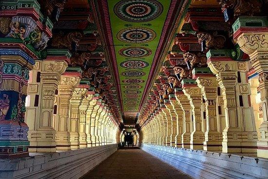 Tur til Rameswaram og Dhanushkodi fra...