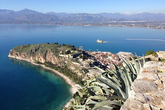 Peloponnese Private Tour & Real Greek...
