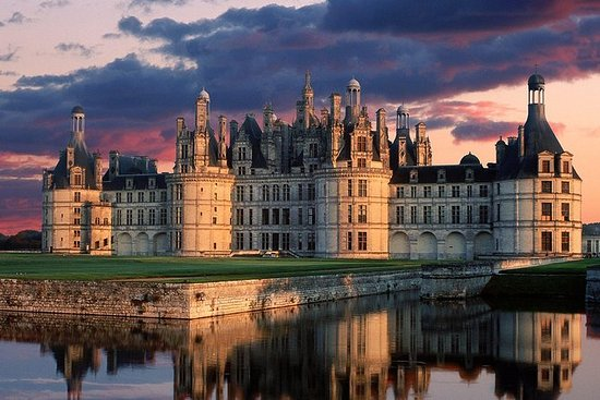 Loire Castles Private Day Trip from...