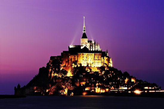 Mont Saint Michel Private Day Guided...