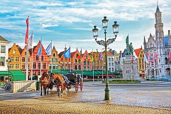 Brugge Privat dagstur fra Paris