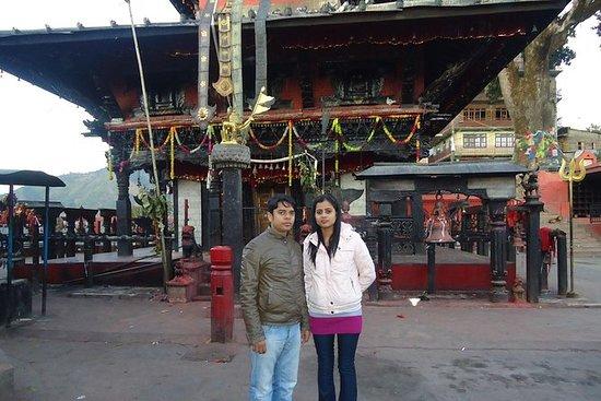 Daglig tur Kathmandu Manokamana ...