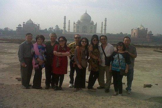 Private Taj Mahal Tour en ontmoet een ...