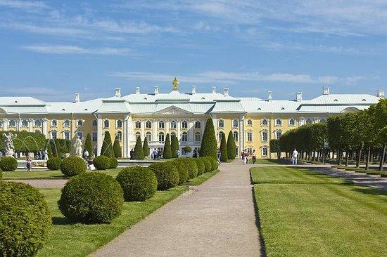 Excursion d'une journée aux palais...