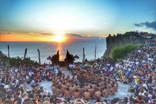 Uluwatu Sunset og Kecak Dance Tours