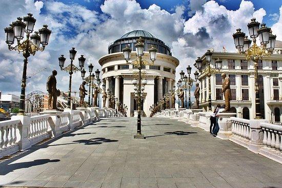 Excursión de un día a Skopje (FYROM...
