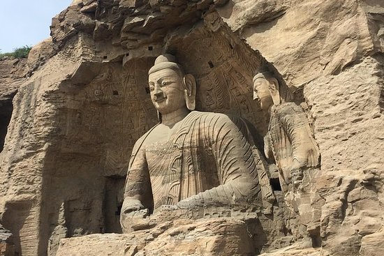 Private Tagestour zu den Yungang...