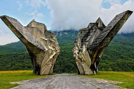 サラエボから:Sutjeska National Park
