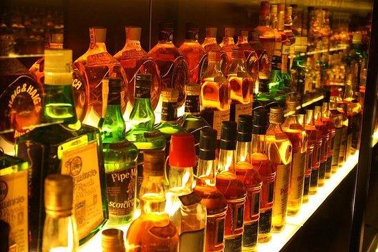 スコットランドのウイスキー体験:地元のエジンバラ