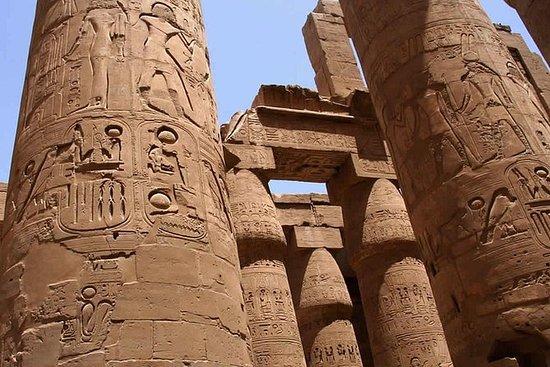 Excursión de arqueología de Luxor...