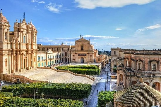 Noto Private Tour fra Syracuse