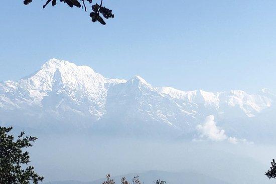 Day Hike to Chandrakot from Pokhara...