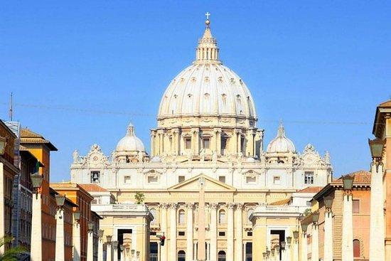 罗马私人旅游罗马斗兽场和梵蒂冈博物馆