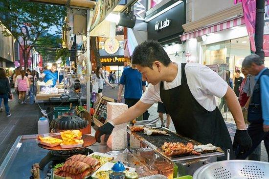 Street Food Crawl, Seoul Style