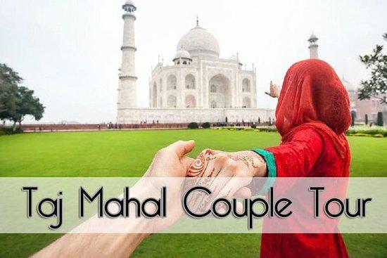 Eksklusiv Privat Taj Mahal Tour For...