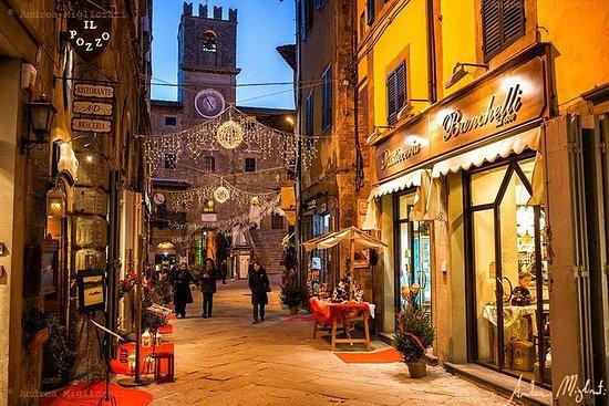 Visite privée de Florence à Cortona...