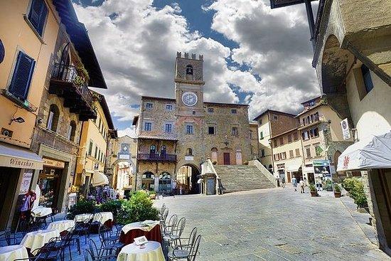 Privattour von Florenz nach CORTONA...