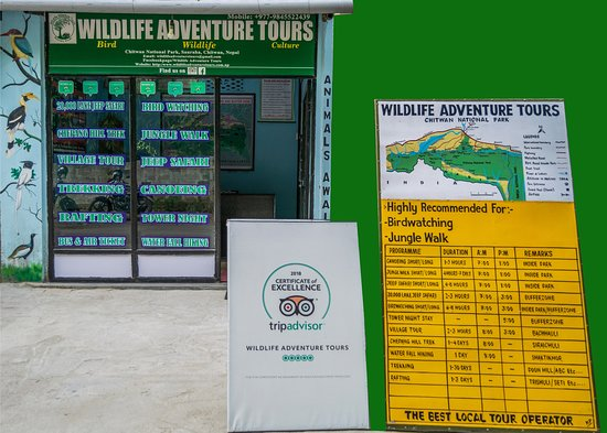 ‪Wildlife Adventure Tours‬