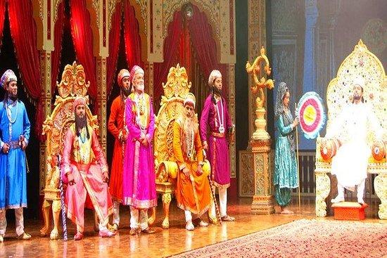 Romantic Mohabbat the Taj Show con...
