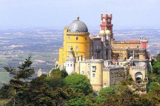 Sintra, Cabo da Roca, Cascais og Estoril