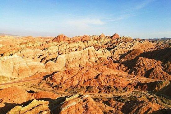 1 giorno Zhangye Danxia Landform