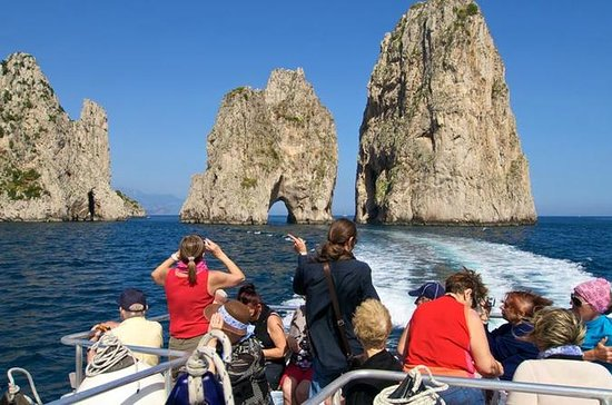 Capri Coast to Coast: Discover the...