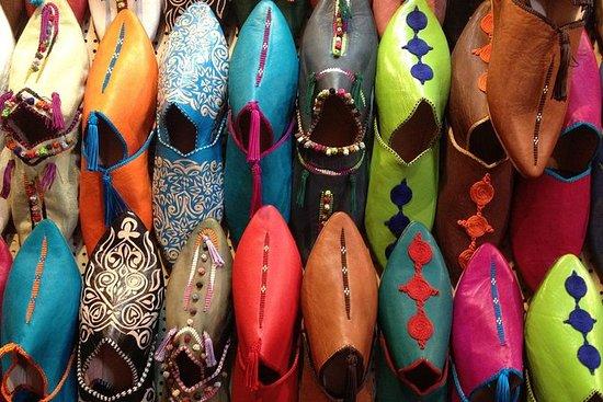 Tanger Shopping Tour