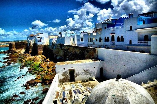 Full-Day Tangier and Asilah