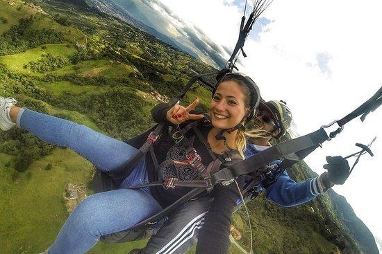 Paragliding in Medellin: A...