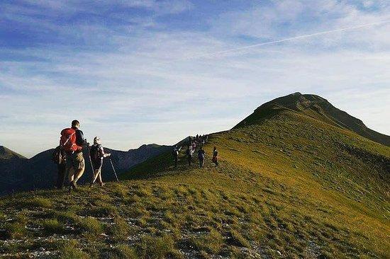 Monte Sibilla, trek des monts...
