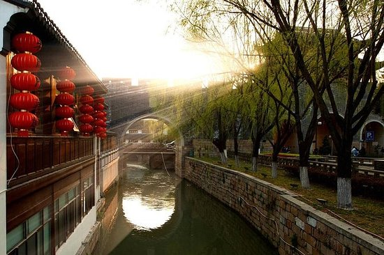Suzhou Prviate Tour: Garden of Cultivation, Shantang Street,Embroidery, Rickshaw: Rediscover Old City District of Suzhou