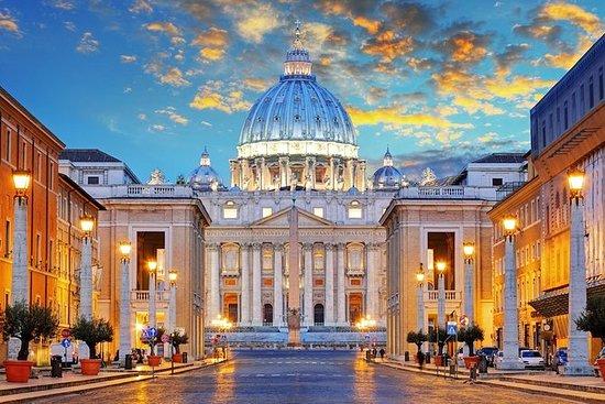 バチカン美術館&システィーナチャペルプライベートイブニングツアー