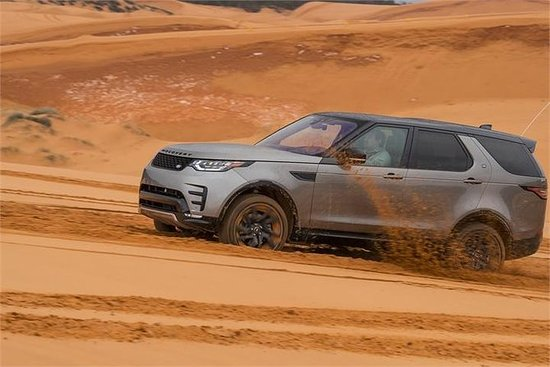 Dune Bashing bei Sam Sand Dunes in ...